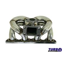 Kipufogó leömlő HONDA CIVIC B-széria TURBO Steel Profil